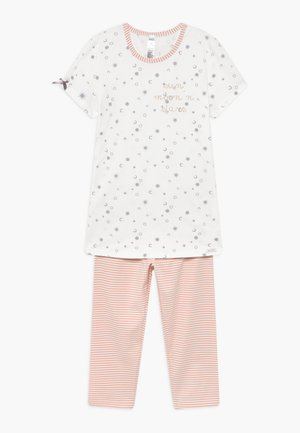 GIRLS - Pyjama set - off-white/light pink