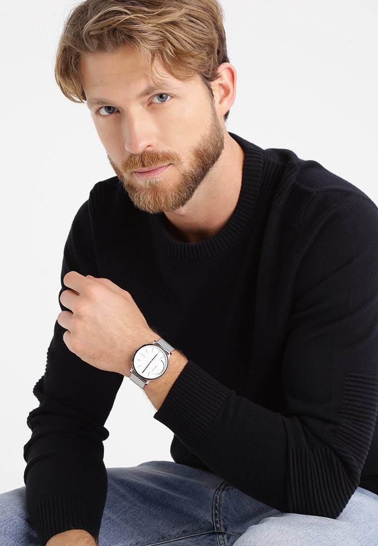 Skagen Connected - HAGEN CONNECTED - Smartwatch - silver-coloured