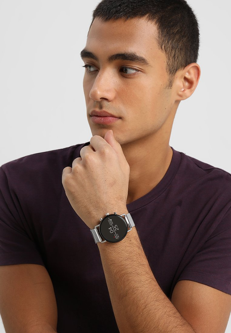 Skagen Connected - FALSTER - Smartwatch - silver-coloured