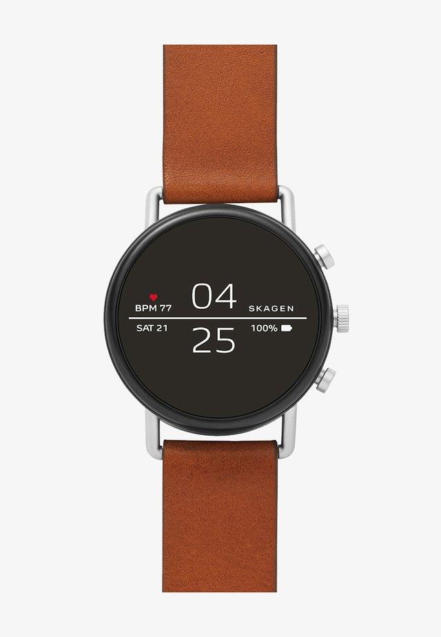 FALSTER - Smartwatch - braun