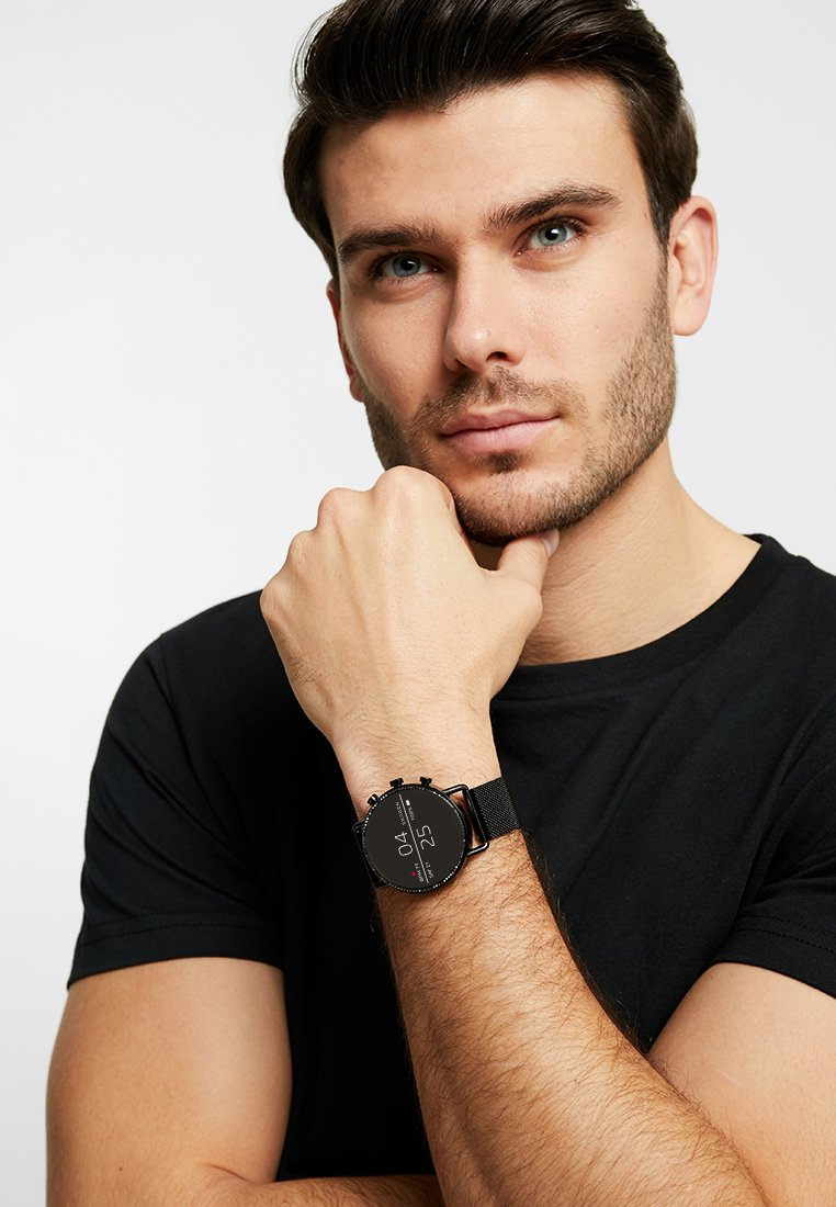 Skagen Connected - FALSTER - Watch - black
