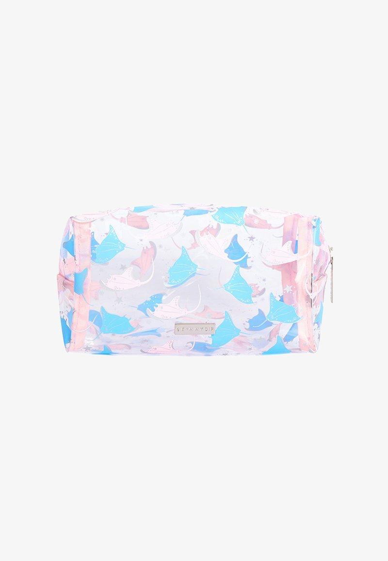 Skinnydip - RAE MAKE-UP BAG - Wash bag - -
