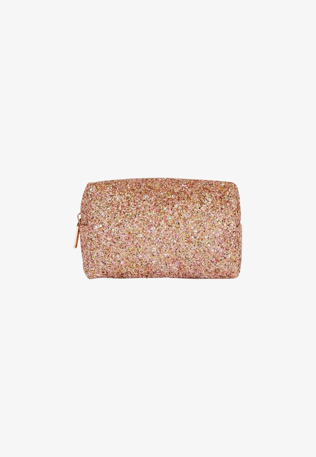 SUNSET MAKE UP BAG - Kosmetyczka - gold