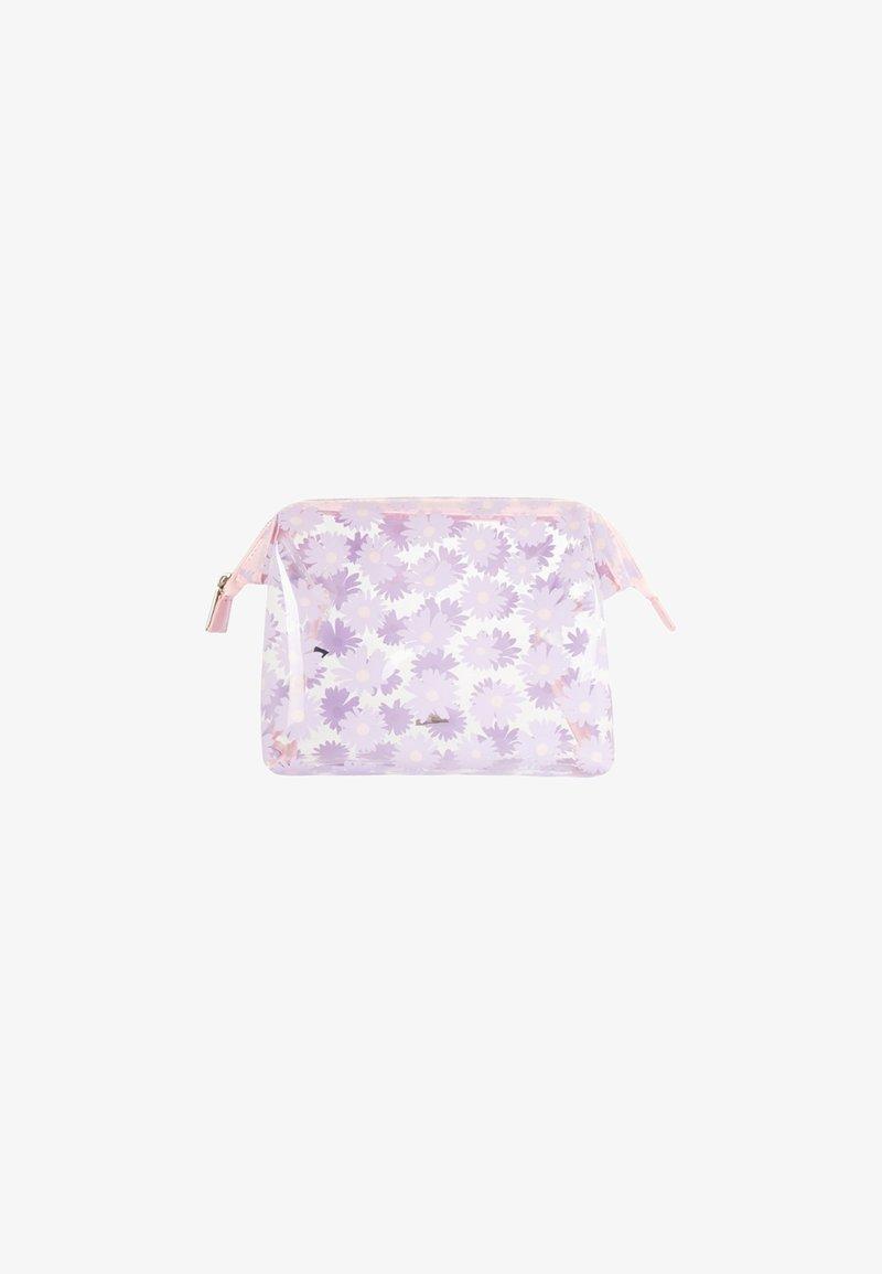 Skinnydip - AZALEA DAISY WASHBAG - Kosmetiktasche - lilac
