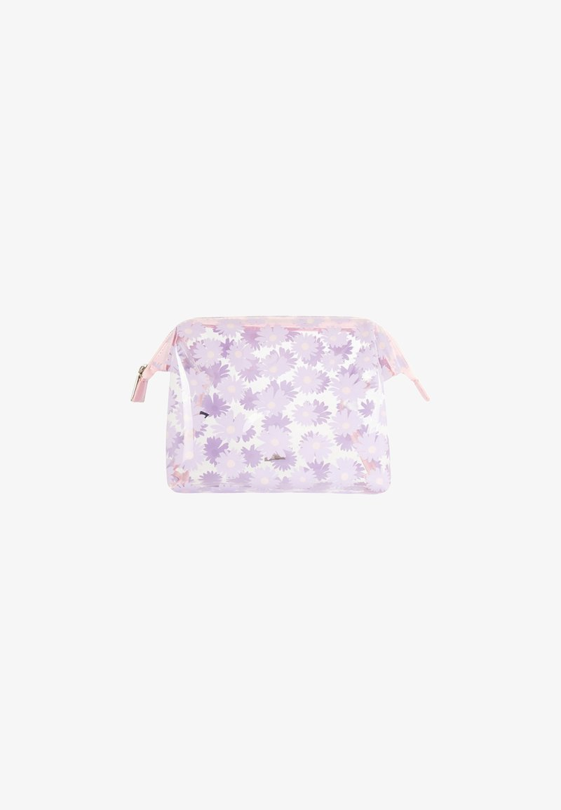 Skinnydip - AZALEA DAISY WASHBAG - Wash bag - lilac