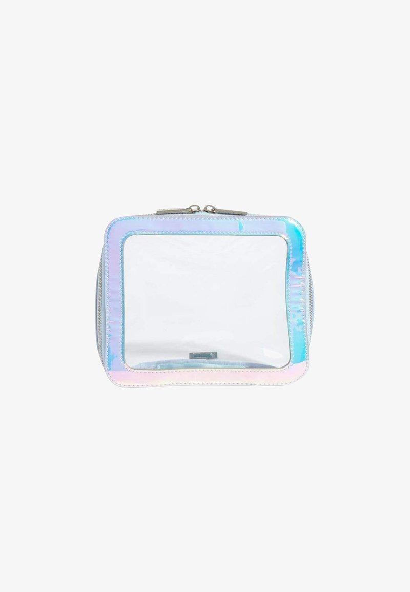 Skinnydip - DAZZLE TRAVEL - Wash bag - holo