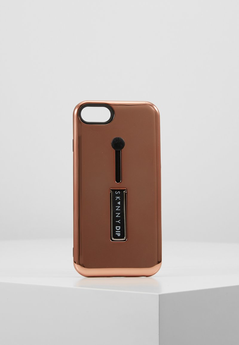 Skinnydip - PHONE CASE - Mobilveske - rose gold-coloured