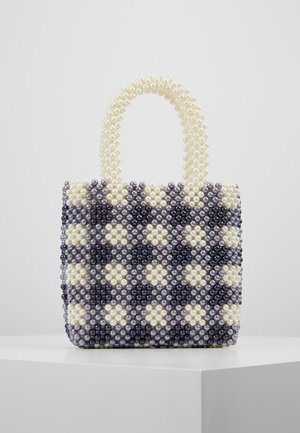 PENELOPE CHECK - Sac à main - blue