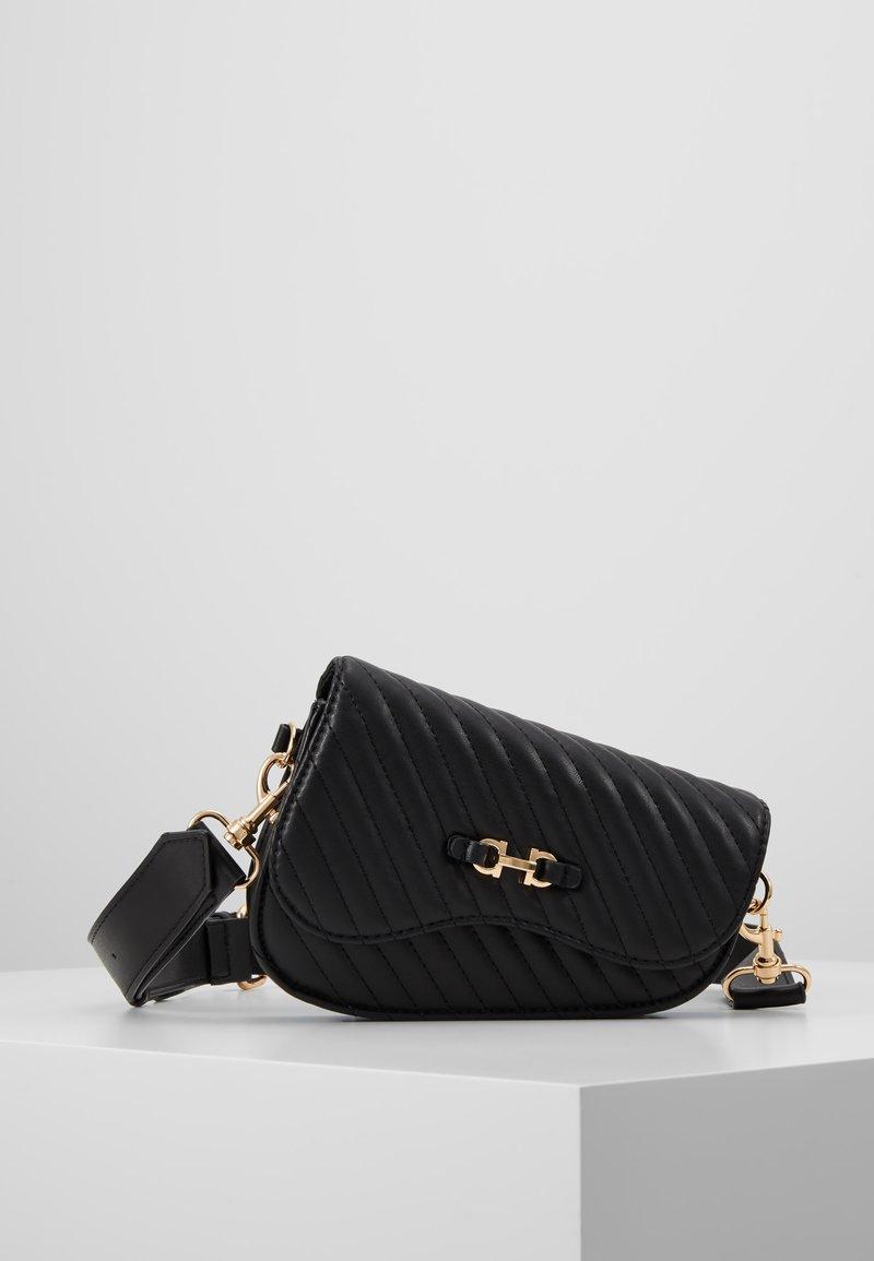 Skinnydip - RIDE QUILTED - Sac banane - black