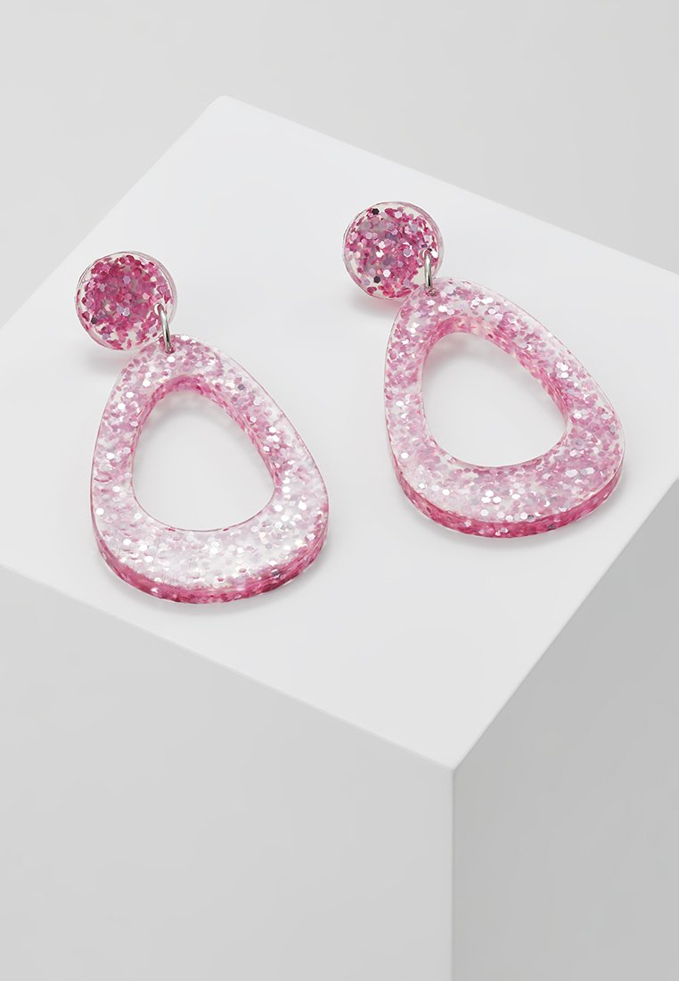 Skinnydip - CANDY - Earrings - pink
