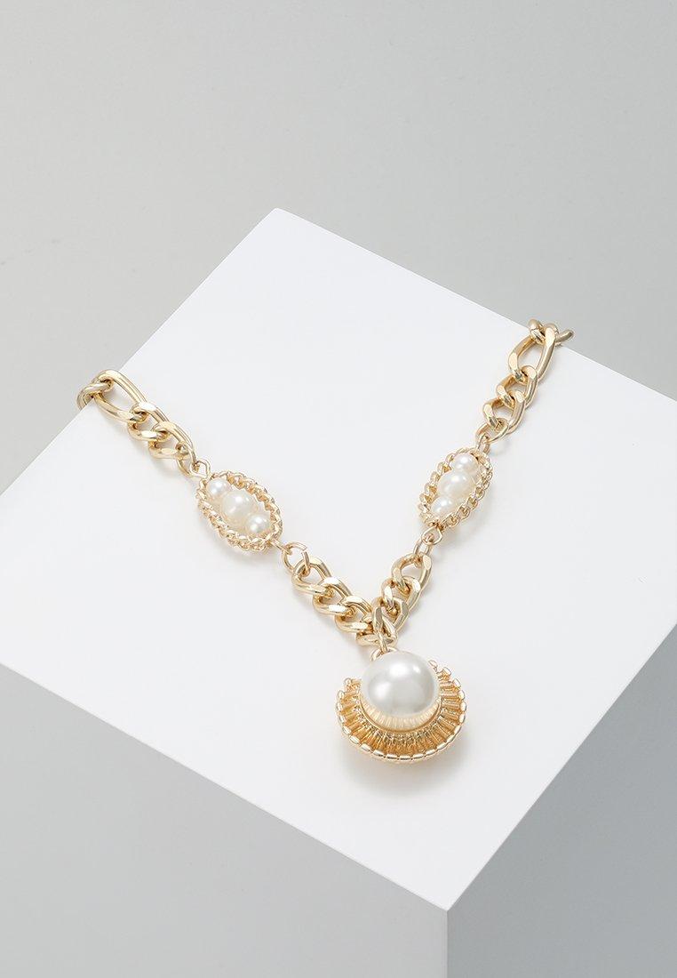 Skinnydip - DELPHIN - Necklace - gold-coloured