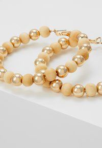 Skinnydip - BEADED - Pendientes - gold-coloured - 4