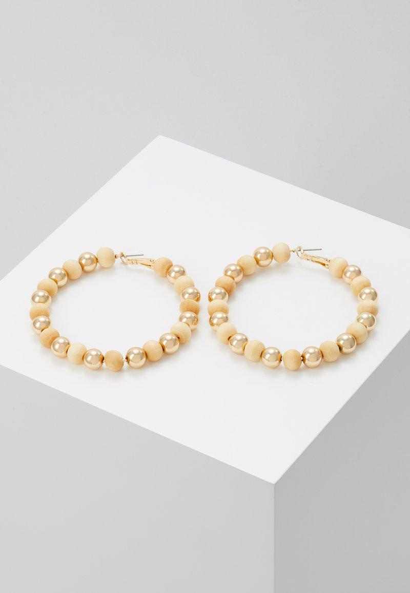 Skinnydip - BEADED - Pendientes - gold-coloured