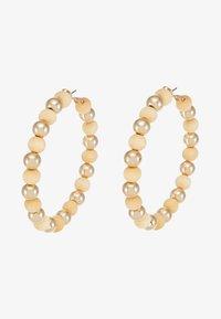 Skinnydip - BEADED - Pendientes - gold-coloured - 3