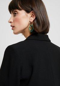 Skinnydip - LOOP - Boucles d'oreilles - green/gold-coloured - 1