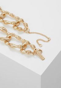 Skinnydip - CHUNKY NECKLACE - Necklace - gold-coloured - 2
