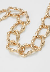 Skinnydip - CHUNKY NECKLACE - Necklace - gold-coloured - 4