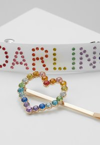 Skinnydip - PRIDE HAIR CLIPS - Hair styling accessory - multi-coloured - 5