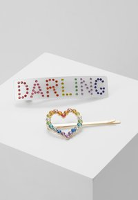 Skinnydip - PRIDE HAIR CLIPS - Hair styling accessory - multi-coloured - 1