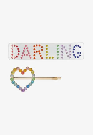 PRIDE HAIR CLIPS - Haar-Styling-Accessoires - multi-coloured