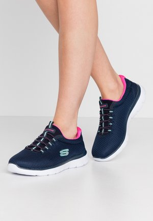 SUMMITS - Sneakers laag - blue