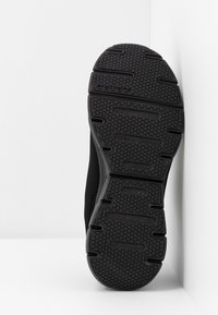 Skechers Wide Fit - SYNERGY 3.0 - Sneakers laag - black - 6
