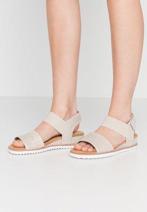DESERT KISS - Sandals - offwhite