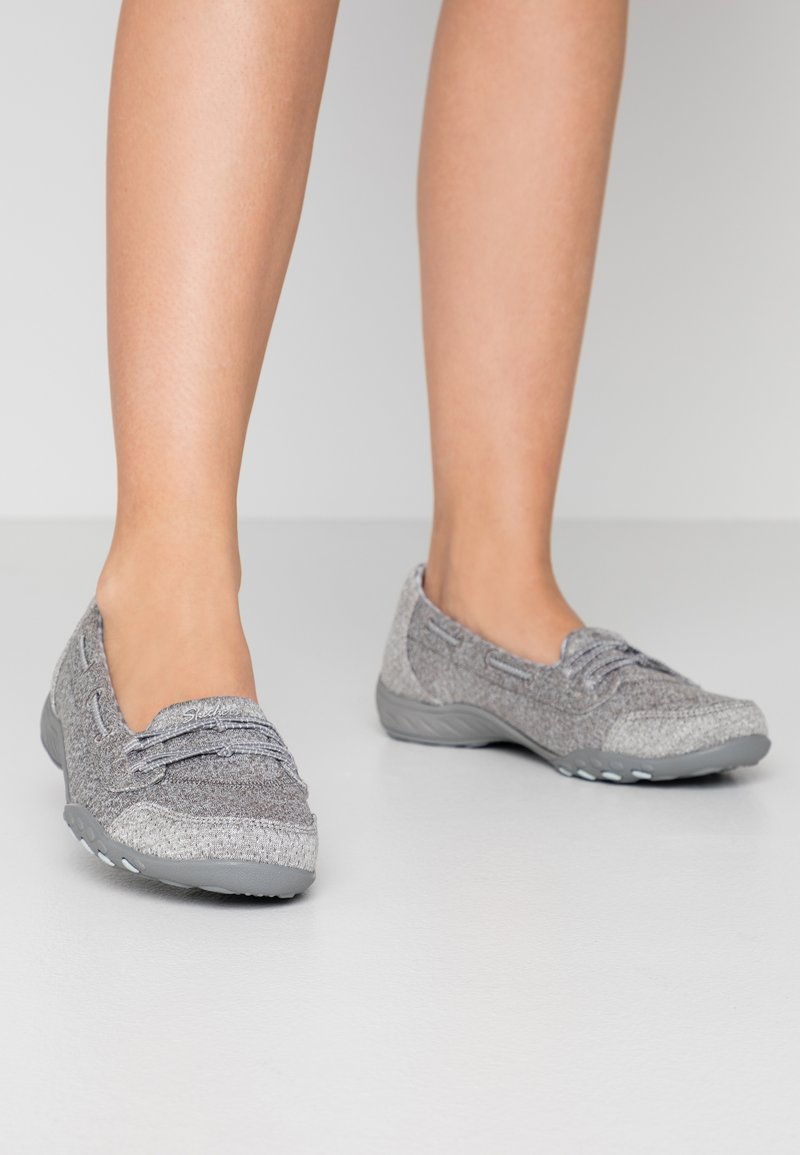 Skechers Wide Fit - SYNERGY 3.0 - Sneakers laag - grey
