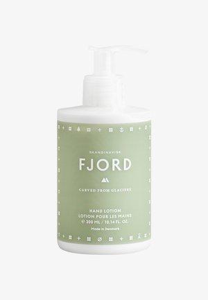 HAND LOTION 300ML - Fugtighedscreme - fjord green