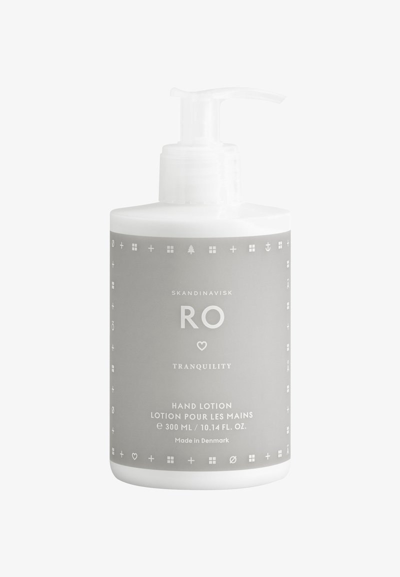 Skandinavisk - HAND LOTION 300ML - Fugtighedscreme - ro cool grey