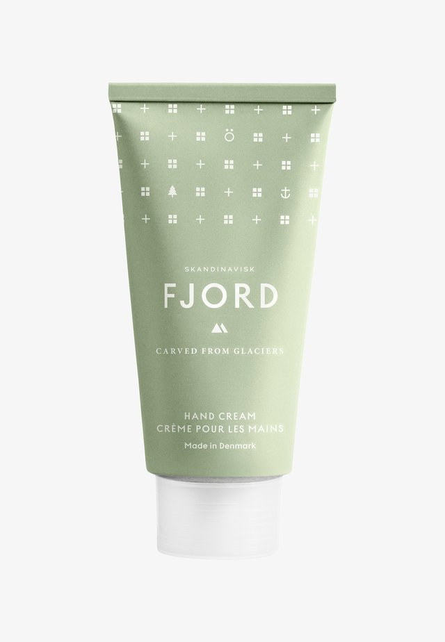 HAND CREAM 75ML - Handkräm - fjord green
