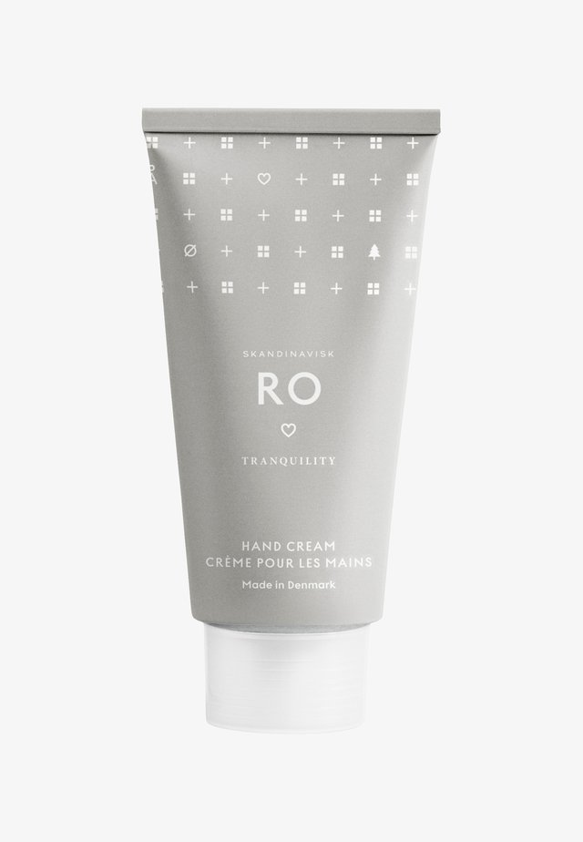 HAND CREAM 75ML - Krem do rąk - ro cool grey