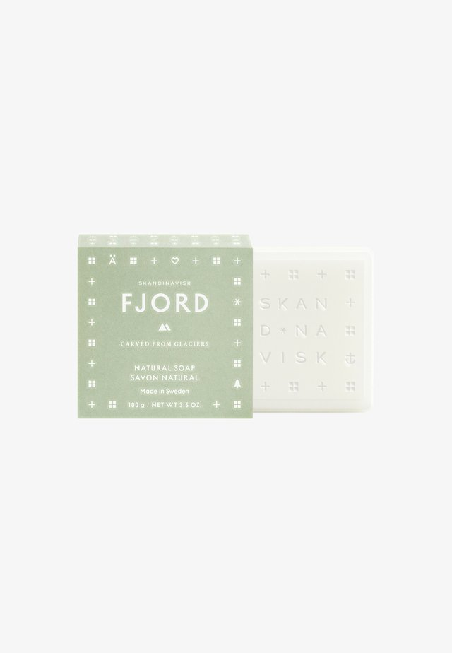 BAR SOAP 100G - Mydło w kostce - fjord green