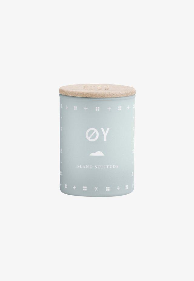 SCENTED MINI CANDLE 55G - Bougie parfumée - oy powder blue