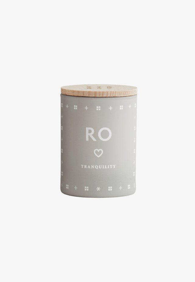 SCENTED MINI CANDLE 55G - Bougie parfumée - ro cool grey