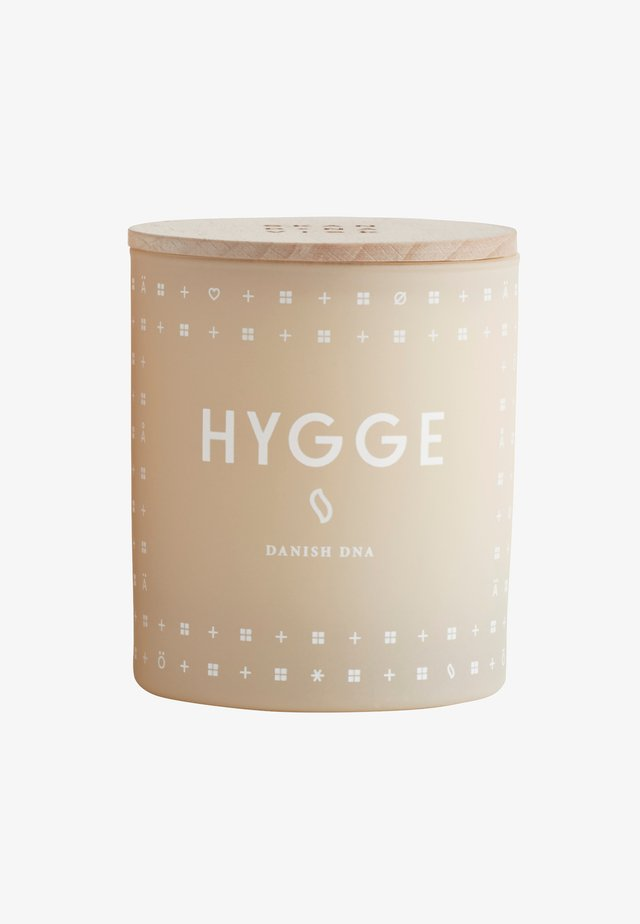 SCENTED CANDLE 190G - Geurkaars - hygge sand