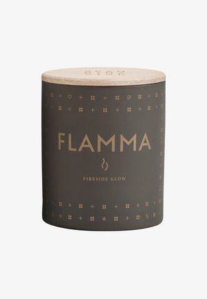 SCENTED CANDLE 190G - Duftlys - flamma ash