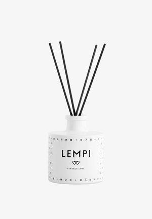 REED DIFFUSER 200ML - Zapach do pomieszczeń - lempi white/black
