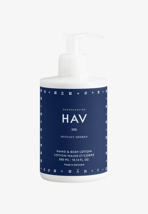 HAND & BODY LOTION 300ML - Hydratatie - hav blue