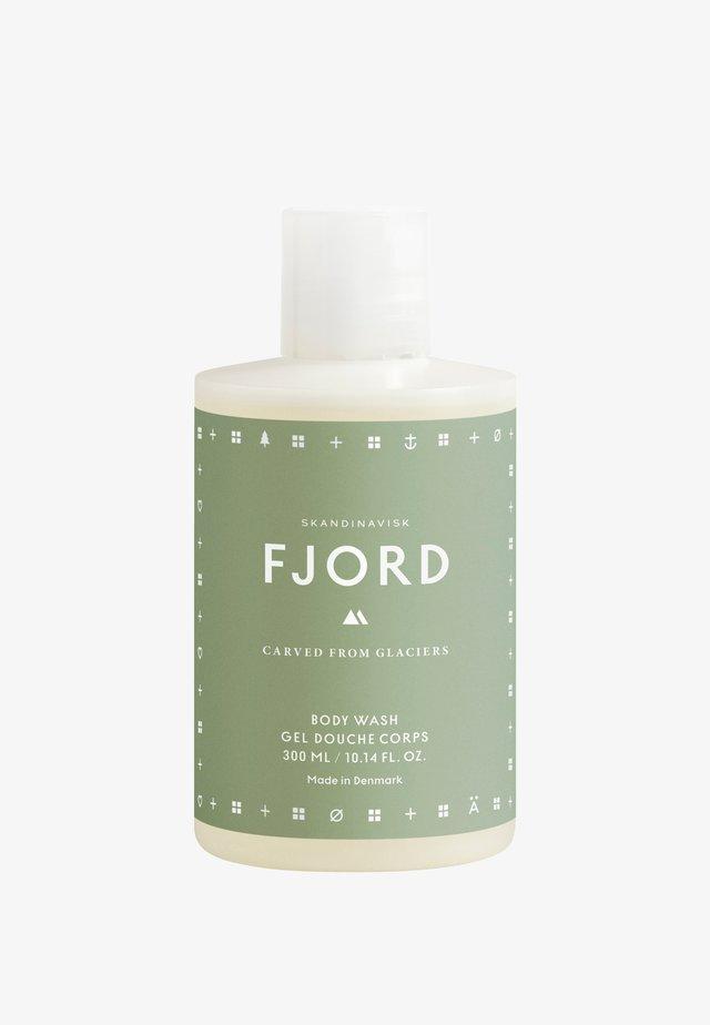 BODY WASH300ML - Shower gel - fjord light green