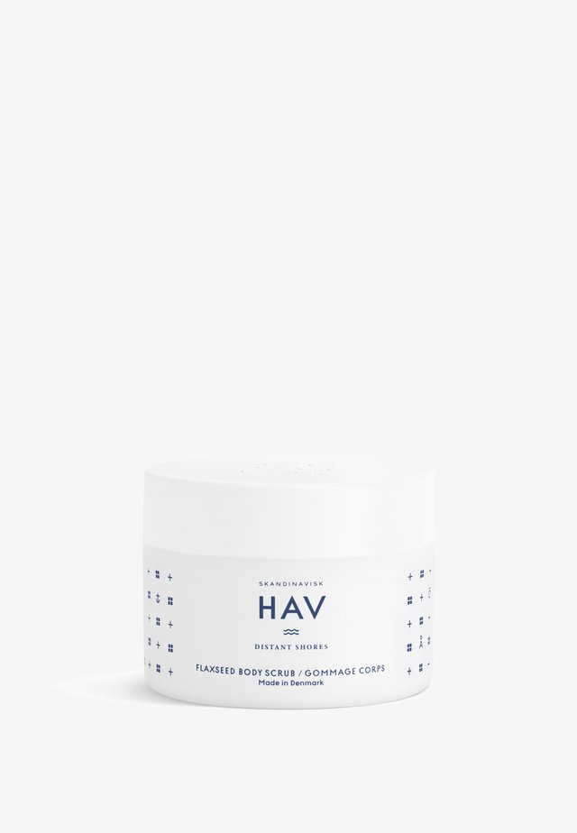 BODY SCRUB - Body scrub - hav blue