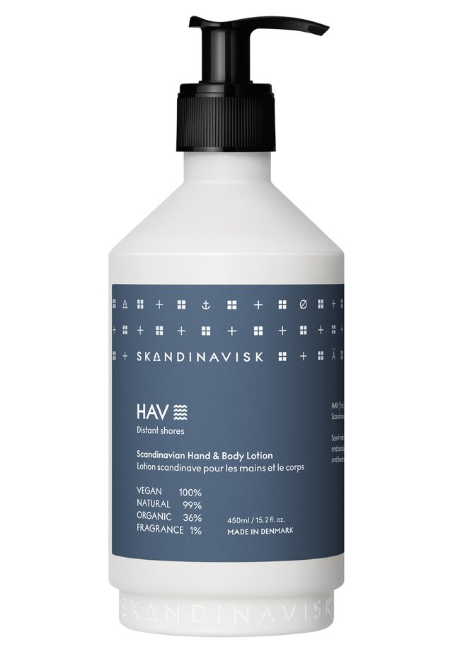 HAND & BODY LOTION - Moisturiser - hav