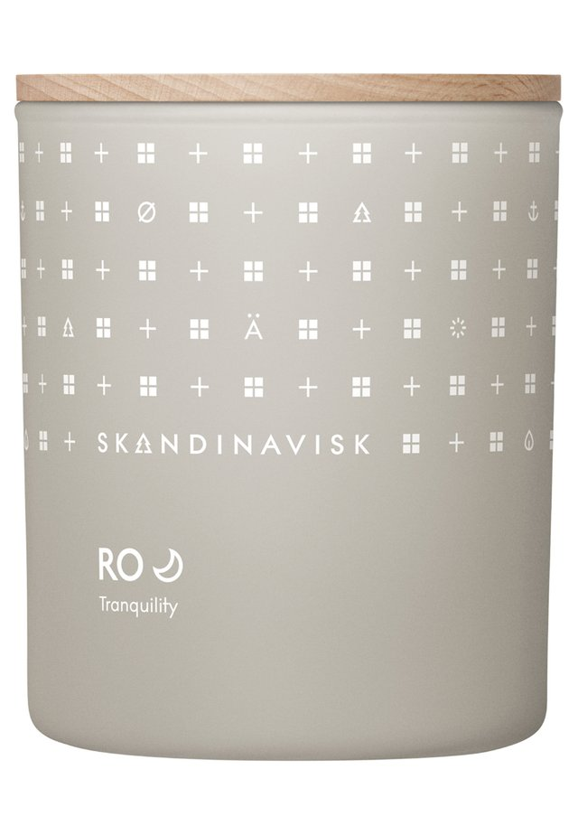 SCENTED CANDLE WITH LID - Duftkerze - ro