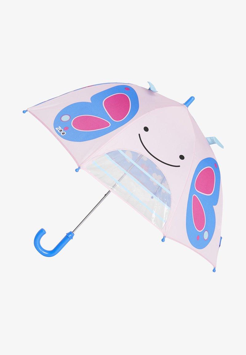 Skip Hop - UMBRELLAS BUTTERFLY - Paraply - pink
