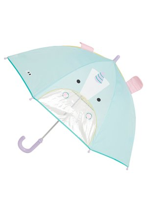 UMBRELLAS UNICORN - Sateenvarjo - blue