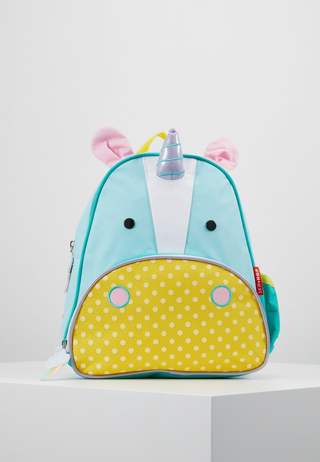 ZOO BACKPACK UNICORN - Rucksack - blue