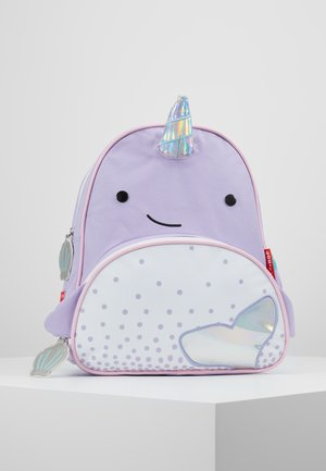ZOO BACKPACK NARWAL - Rucksack - multicolor