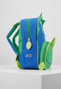 Skip Hop - ZOO BACKPACK DINOSAUR - Sac à dos - green - 4