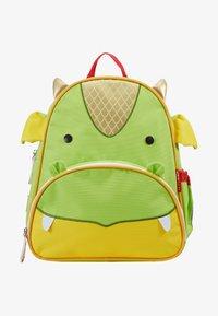 Skip Hop - ZOO BACKPACK DRAGON - Reppu - green - 1