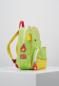 Skip Hop - ZOO BACKPACK DRAGON - Reppu - green - 4